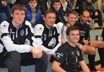 Das VfB-Team hinterließ auch beim Portas-Cup einen guten Eindruck. Foto: Auf'm Platz
