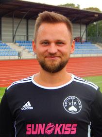 Adrian Marcinkowski traf zum verdienten Ausgleich.