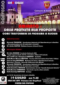 Convegno Ascoli Piceno