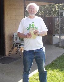Steve @ PEC Earth Day
