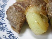 野菜鉄板焼プレス料理