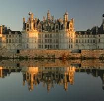 Schloss von Chambord © ATOUT FRANCE/Léonard de Serres
