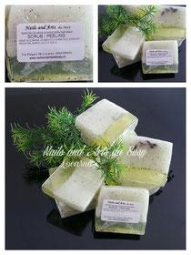 Soap ....Saponette SCRUB /PEELING