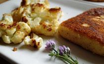 Blumenkohl & Kartoffel Cordon Bleu