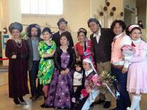 御殿場市民オペラ ジャンニスキッキ終了♪  2014.12.23