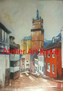 Schwanenburg Kleve.