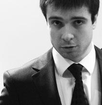 """Дмитрий Волков в роли Мальчика, спектакль """"[бох]"""", 2010 г."""