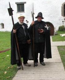 Bisher nur symolischer Beitrag an Unkosten des Ritterhauses (Bild: handwerk-kunst.ch)