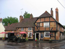 Pub in Crondall near Farnham
