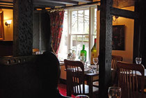 The Plume of Feathers Restaurant near Fleet