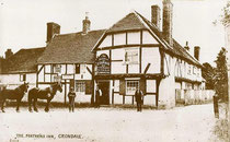 The Plume of Feathers Village Pub in Hampshire