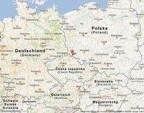 Karte zum Vergrößern anklicken! Image: www.google.at