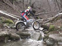 O. Richter, KTM 250 Trial