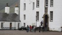 Blair Castle, Mittagsglocken auf schottisch
