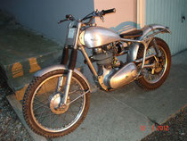 Royal Enfield 350 Worksreplica