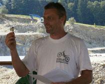 Obmann des MSC Kufstein: Frank Ortner, Image: E. Diestinger