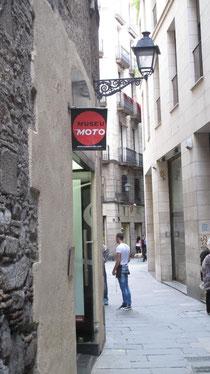 Der Weg ist das Ziel: Museu Moto