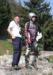 Highlight: Organisation des trials.at-Benefiz-Trials 2010: Image: S. Hüttinger