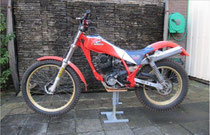 stolen #1: Honda TLR250, Frame: ME07-5000994