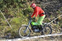 Peter Weber, Kawasaki KT 250, Image: Andrea Weber