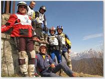 Am Gipfel angelangt, Team Austria