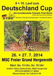 D-Cup Hergenroth, Ger. 26.-27. Juli 2014