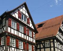 Geburtshaus von Gottlieb Daimler, Image: www.schorndorf.de