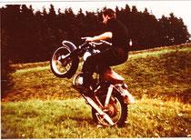1969: Jahreis auf DKW 175
