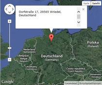 a-trial: allgemeine Infos zum Veranstalter. Image: Google Map