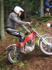 Fritz Kössel, Honda Seeley