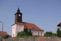 Wietstock, barocke Dorfkirche, 1726. Image: www.wikipedia.at