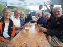 britische Gäste in Kufstein