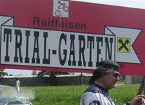 Trägt zur verbesserung der Verkehrssicherheit bei: Trialgarten Ohlsdorf