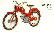 1972: Es begann auf Puch MS50, Image: www.puchclub.at