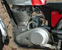 Pre Unit: Motor und Getriebe getrennt