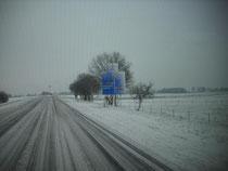 """""""Winter Wonderland"""" Pre65 Trial Sleen. Image: M. Ernst"""