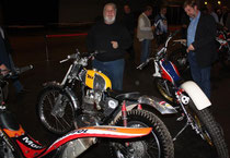 A-Cup 2011: die Motorräder der Sieger. Image: www.trials.at