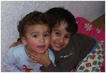 Samir et Abdullah, 2006