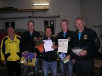 SSV Obmann Leidenfrost, BI Gerald Dörr, LM Ernst Dietl, LM Andreas Ecker, V Al-Kiswini Peter