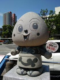 うなこちゃん 浦和駅