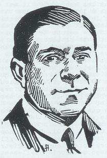 """Fred Gouin dans """"Mon programme"""" (1952)"""