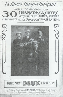 "Le ""Quatuor Parisien"""