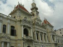 ホーチミン市庁舎