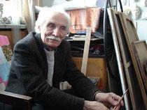 Кого нагадує художник Михайло Андрійчук?