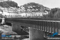 Puente de Hierro de Galera Patrimonio Histórico Andaluz