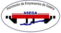 logotipo asociación empresarios de galera