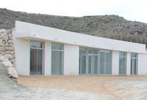 Centro de Interpretación yacimiento Tútugi en Galera