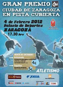 Última edición del G.P.Zaragoza 2012