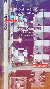 Adresse Salon: Breite 26, 3800 Unterseen