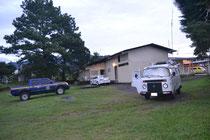 Nuestro lugar en la estación de policia